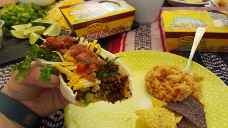 """Let's """"Taco"""" Bout It #CreateYourBowl"""